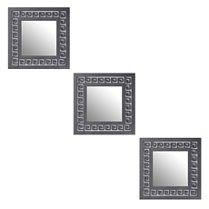 Greek Key Black Mirror, Set of 3 at Kirkland's
