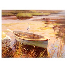 Wetlands Canvas Art Print at Kirkland's