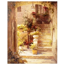 Terrace Canvas Art Print at Kirkland's