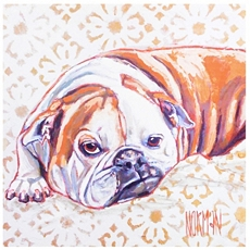 Chloe Canvas Art Print at Kirkland's