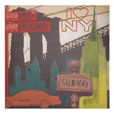 Streets of New York Canvas Art Print at Kirkland's