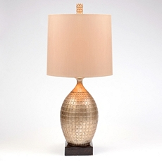 Fretwork Structure Table Lamp at Kirkland's