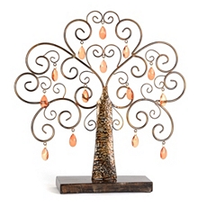 Acrylic Tree Table Stand at Kirkland's