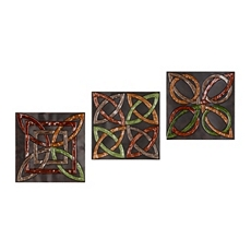 Abstract Knots Wall Plaque, Set of 3 at Kirkland's