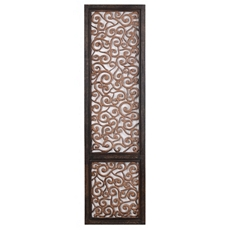 Pierced Wood Wall Panel at Kirkland's