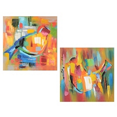 Agatha Bird Canvas Art Print, Set of 2 at Kirkland's