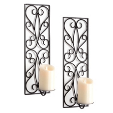 Somerset Wall Sconce, Set of 2 at Kirkland's