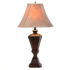 Bronze Trophy Table Lamp at Kirkland's