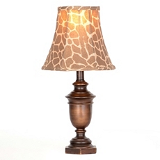 Bronze Giraffe Table Lamp at Kirkland's