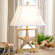 Starfish Frame Table Lamp at Kirkland's