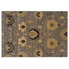 Suzanne Ornate Floral Area Rug, 8x10 at Kirkland's