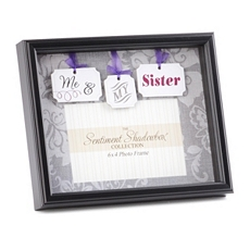 Me & My Sister Picture Frame, 4x6 at Kirkland's