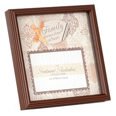 Close At Heart Picture Frame, 4x6 at Kirkland's