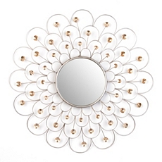 Pauline Metal Wall Mirror at Kirkland's