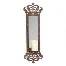 Mirrored Candle Sconce at Kirkland's