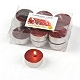 Burgundy Tealight Candle, 12pk at Kirkland's