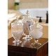 Clarion Apothecary Jar, Set of 3 at Kirkland's