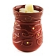 Ceramic Red Illumination Wax Warmer at Kirkland's