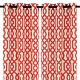 Red Grommet Gatehill Curtain Panel, Set of 2 at Kirkland's