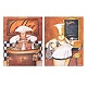 Coffee Aroma Canvas Art Print, Set of 2 at Kirkland's