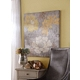 Morning Tones Gold II Canvas Art Print at Kirkland's