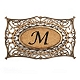 Monogram M Doormat at Kirkland's