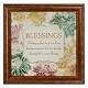 Blessings Floral Framed Art Print at Kirkland's