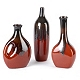 Blaze Ceramic Vase, Set of 3 at Kirkland's