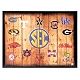 SEC Wood Crate Plaque at Kirkland's