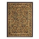 Blue & Brown Floral Jackson Rug, 5x7 at Kirkland's