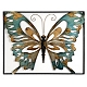 Butterfly Metal Wall Plaque at Kirkland's
