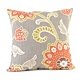 Gray & Spice Ankara Pillow at Kirkland's
