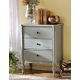 Beckett Gray Nightstand at Kirkland's