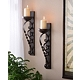 Twisted Pillar Sconce, Set of 2 at Kirkland's