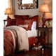 Queen Bella Red 8-pc. Comforter Set at Kirkland's