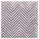 Gray Chevron Canvas Art Print at Kirkland's
