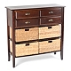 Brown 4-Drawer Console Table at Kirkland's
