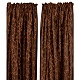Bronze Antique Scroll Curtain Panel, Set of 2 at Kirkland's