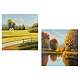 Serenity in the Country Canvas Print, Set of 2 at Kirkland's