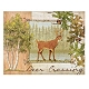 Deer Crossing Canvas Art Print at Kirkland's