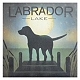 Labrador Lake Black Dog Canvas Art Print at Kirkland's