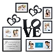 Love Decorative Photo Wall Plaque, Set of 8 at Kirkland's