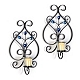 Scroll Lite Sconce, Set of 2 at Kirkland's