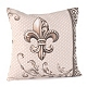 Garden Fleur-de-Lis Pillow at Kirkland's