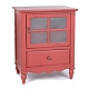 Darla Red Nightstand at Kirkland's