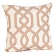 Gatehill Taupe Pillow at Kirkland's
