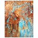 Copper & Blue Canvas Art Print at Kirkland's