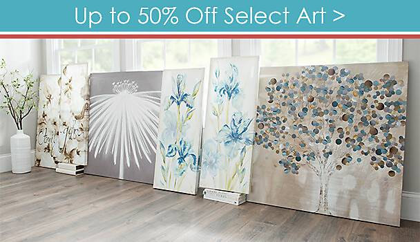 Up to 60% Off Select Art