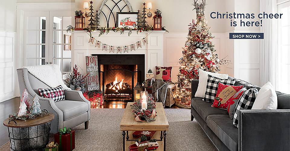 Christmas Cheer is Here!  - Shop Now