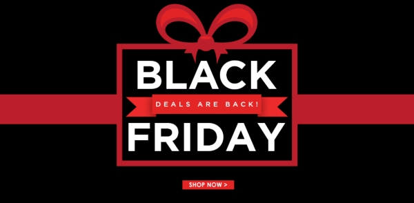 Black Friday deals are back! - Shop Now